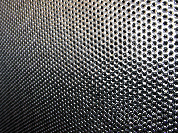 Perforated metal ceiling-PULSE-POINT-durlum