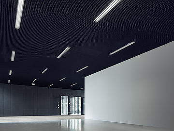 open cell ceiling-ceiling grid-metal ceiling-durlum